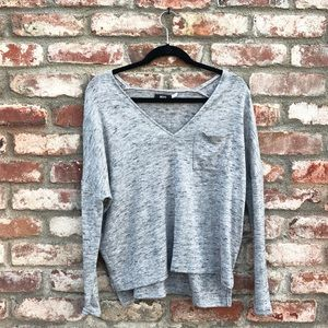 BDG Urban Outfitters grey sweater